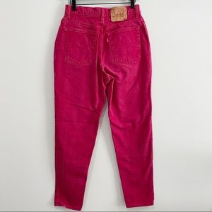 LEVI'S 501 Vintage Classic High Rise Mom Jeans